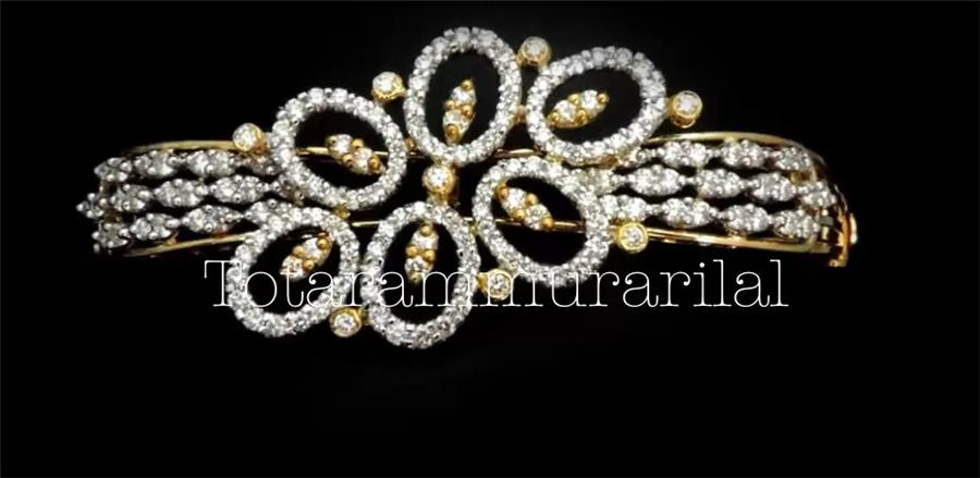 Diamond bracelet DB-A21