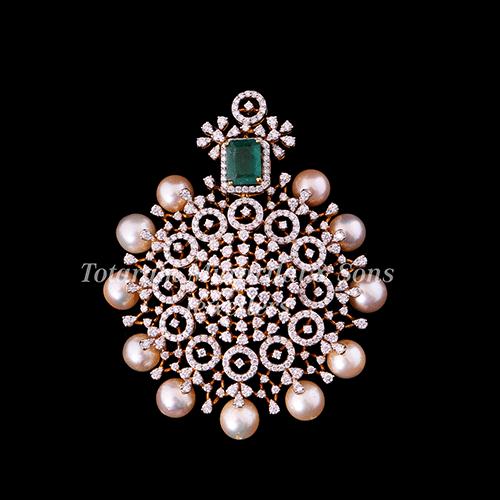 DIAMOND PENDANT DP-A63